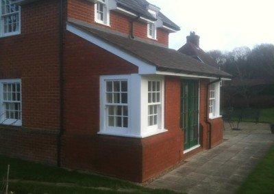 House extension, Goudhurst, Tunbridge Wells