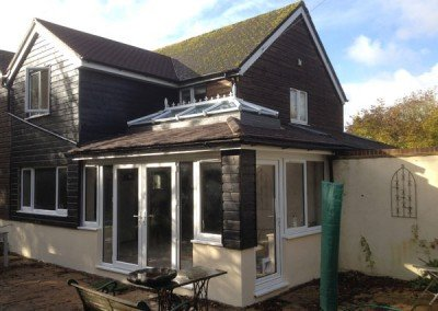 House extension, Lingfield, East Grinstead