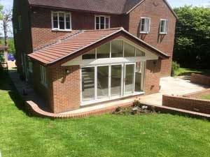House Extension in Burwash East Sussex